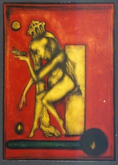 Marco Pillinini Artiste peintre Suisse